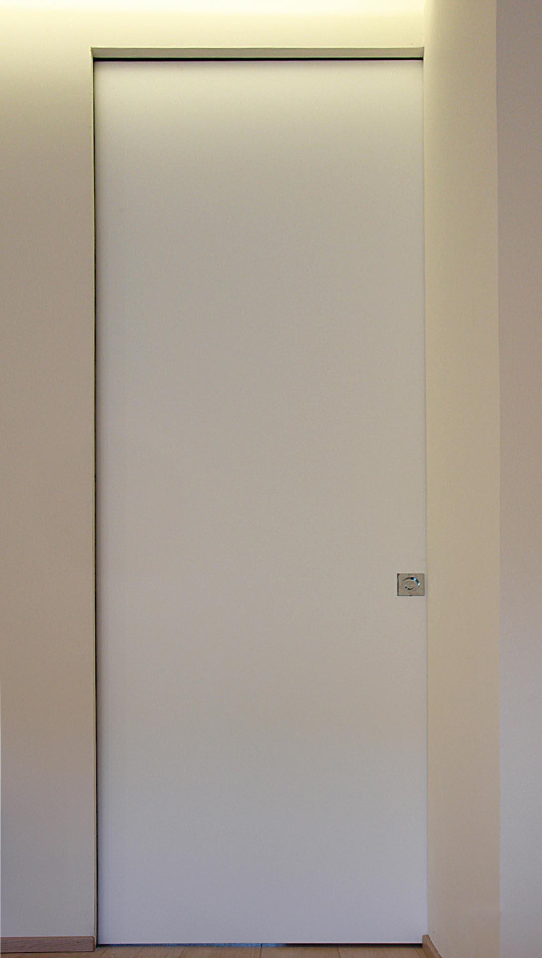 Porta scorrevole interno muro 2 evoline3 - Montaggio porta scorrevole ...