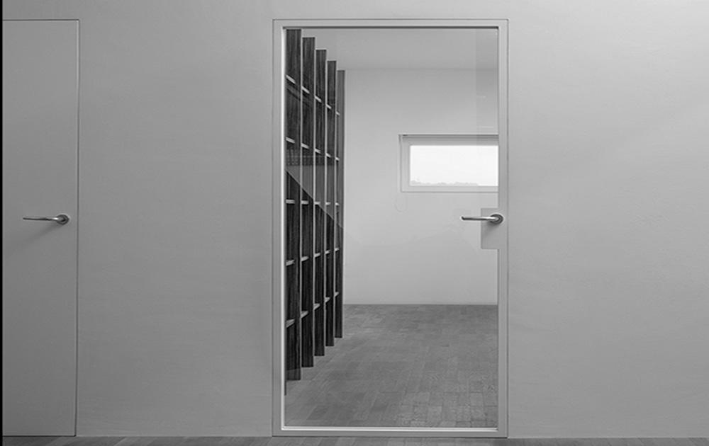 Anta vetro battente web10 evoline3 - Montaggio porta battente ...