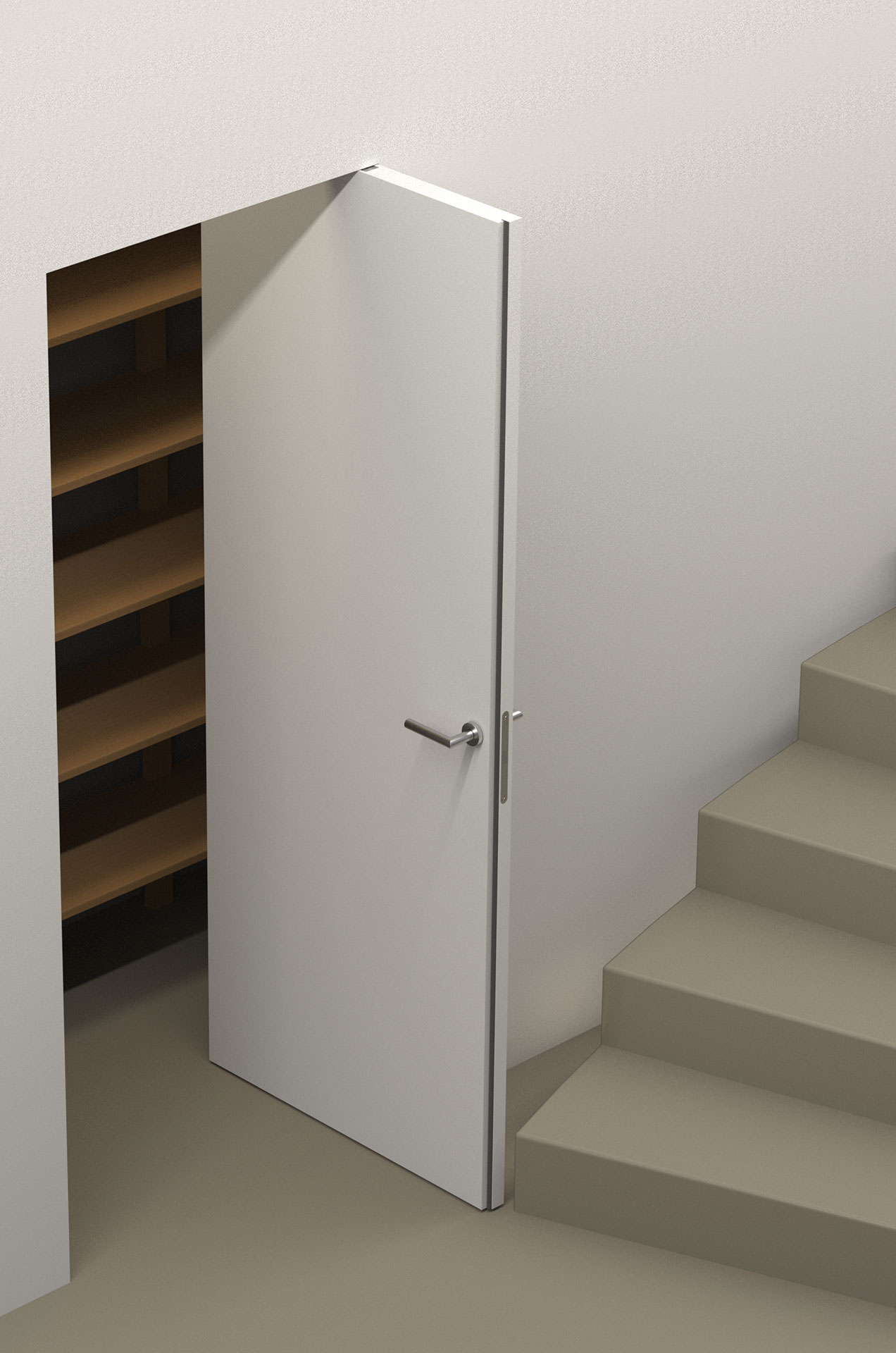 SOLUTIONS AND DETAILS CORRELATED DOORS