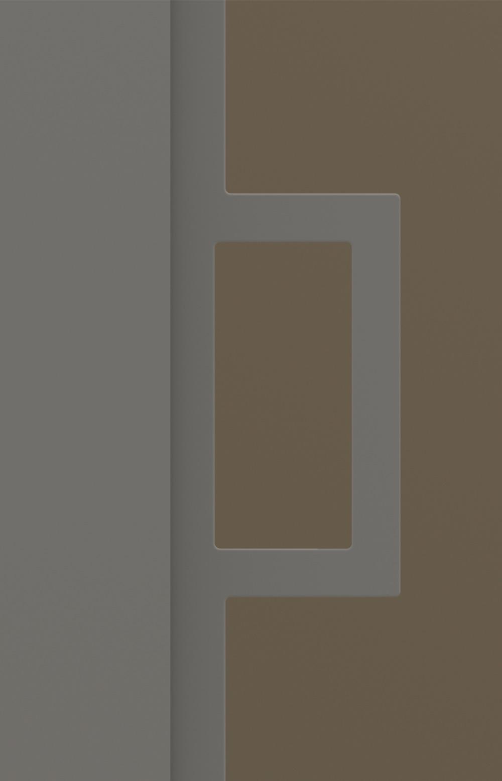 Porta scorrevole a vetro evoline3 - Maniglia porta scorrevole ...