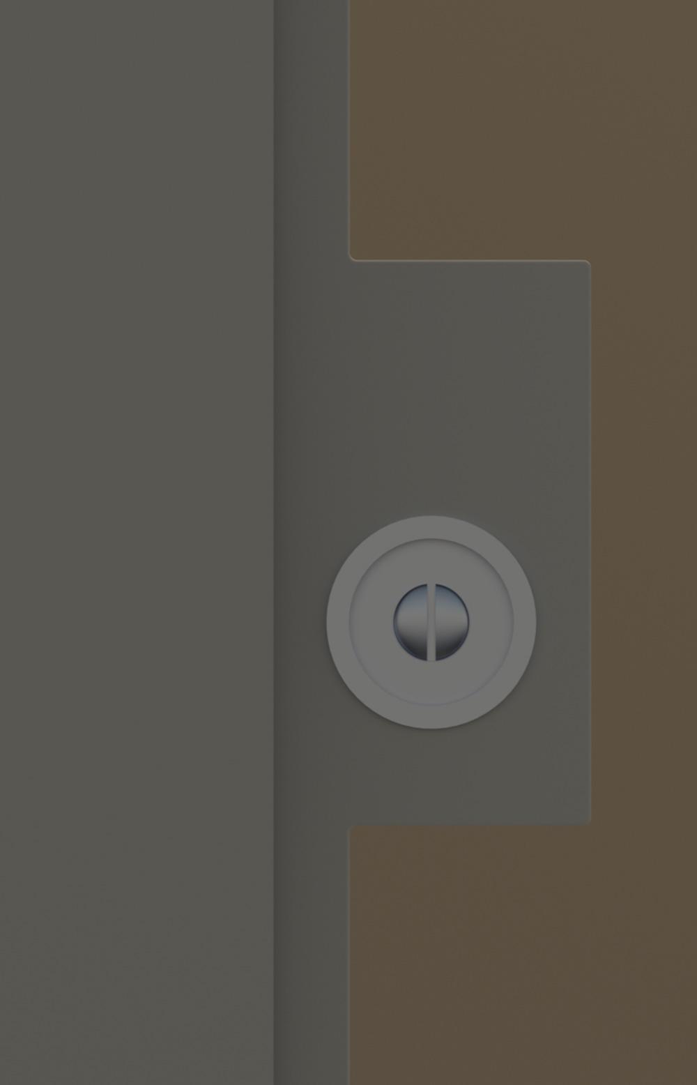 Porta scorrevole in vetro maniglia particolare maniglia h - Montaggio porta scorrevole ...