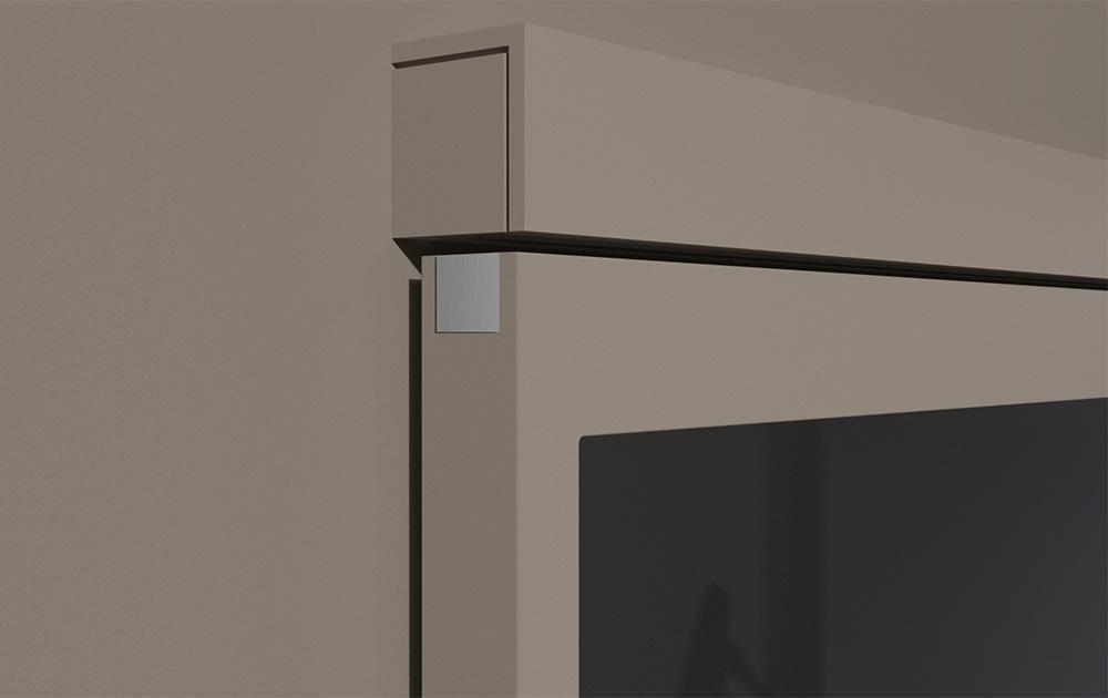 porta-scorrevole-vetro-interno-muro-serratura-gancio-4 - Evoline3