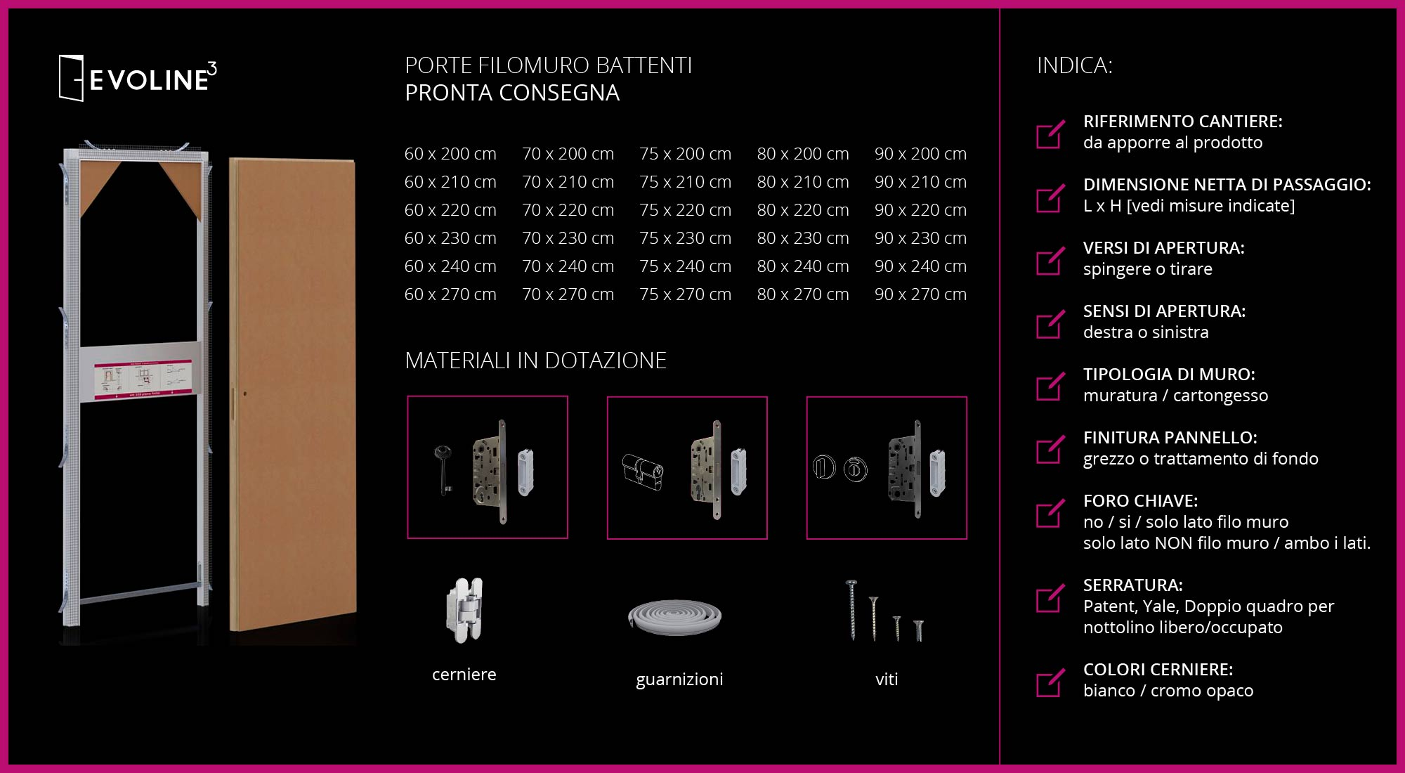 Pronta consegna evoline3 - Iperceramica pronta consegna ...